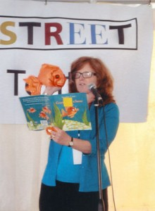 me at Word on the Street 2012 low-res
